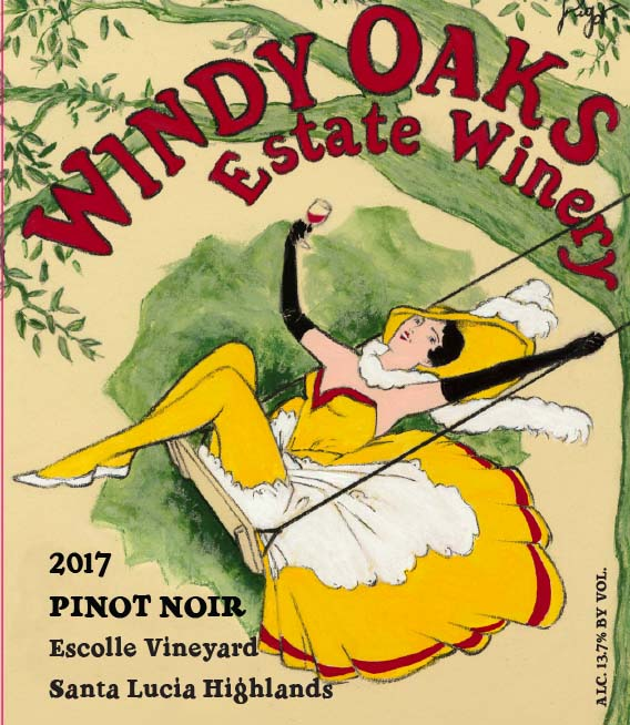Product Image for 2017 Pinot Noir, Santa Lucia Highlands